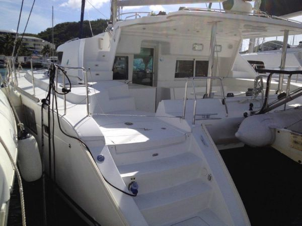 Preowned Sail Catamarans for Sale 2008 Lagoon 440